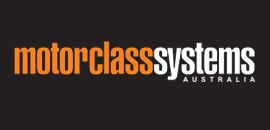 Motorclass brand sourced from local and international suppliers